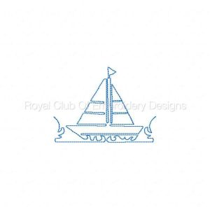 Royal Club Of Embroidery Designs - Machine Embroidery Patterns Transportation Borders Set
