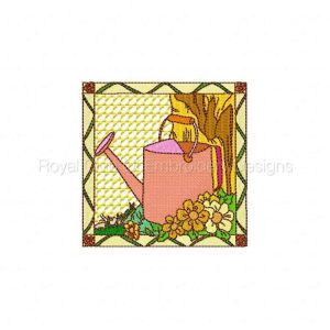 Royal Club Of Embroidery Designs - Machine Embroidery Patterns Water Cans Set