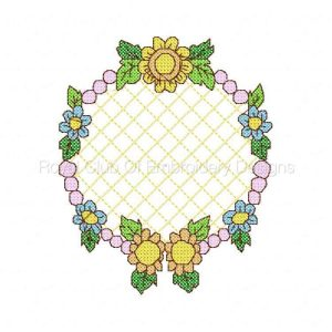 Royal Club Of Embroidery Designs - Machine Embroidery Patterns Sweet Friendship Cross Stitch Set