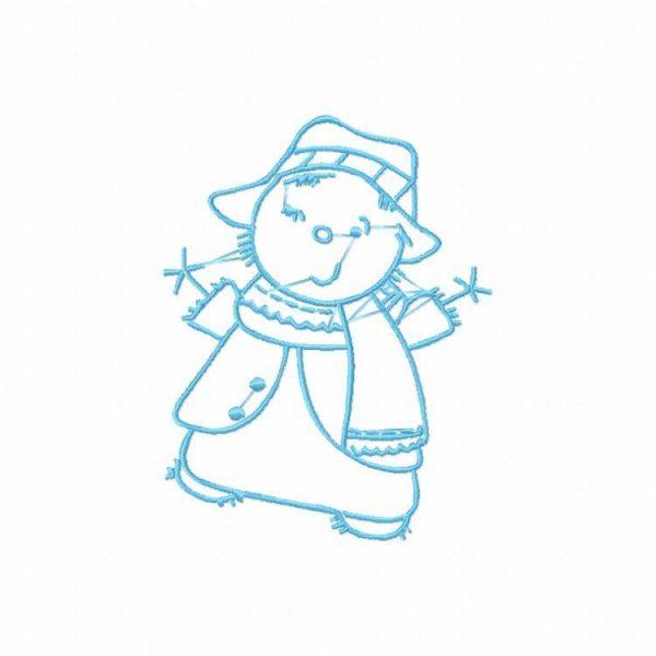 BW Scarecrow