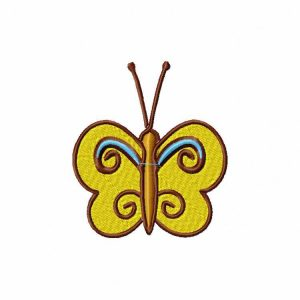 Royal Club Of Embroidery Designs - Machine Embroidery Patterns Butterflies Set