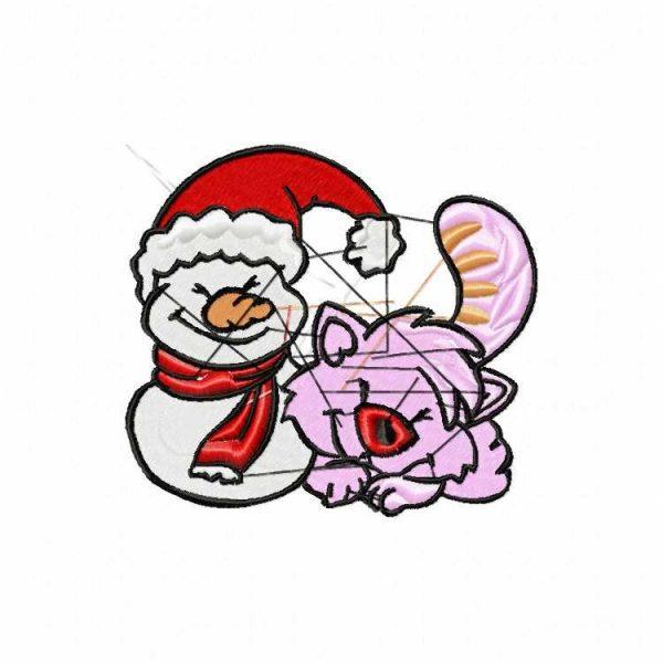 ChristmasKitty